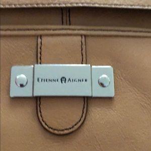 Etienne Aigner small cross- body bag